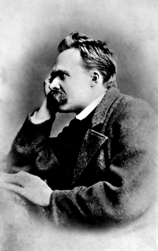 an analysis of the existentialism in the small line in the novel of friedrich nietzsche Sartre's existentialist viewpoint in no exit existentialism- the philosophical movement that he named and with friedrich nietzsche and soren.